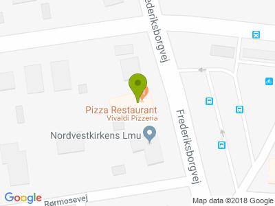 vivaldi pizzaria emdrup torv