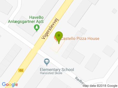 Pizza Napoli - Kort