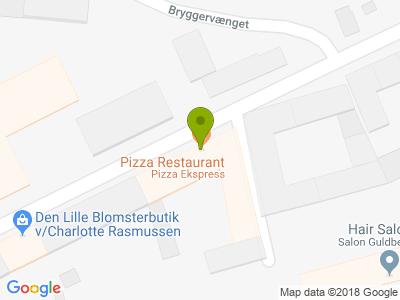 PIZZA EXPRESS - Kort