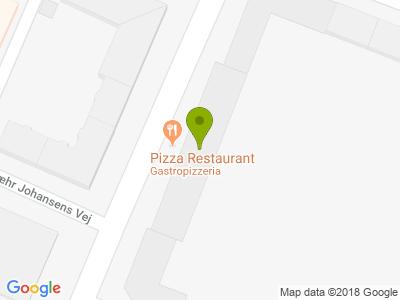 Gastro-Pizzeria - Kort