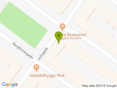 Bryggens Pizza - Kort