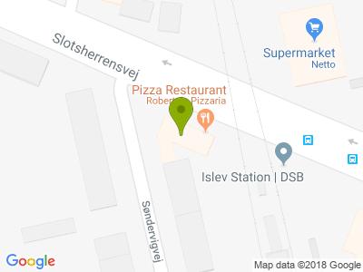 Roberto's Pizzaria - Kort