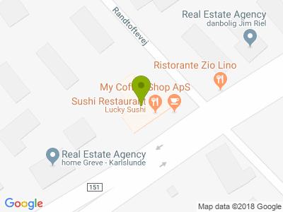 Lucky Sushi - Kort