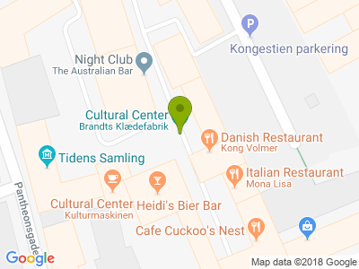 Café Chino - Kort