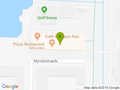 Café Campus - Kort