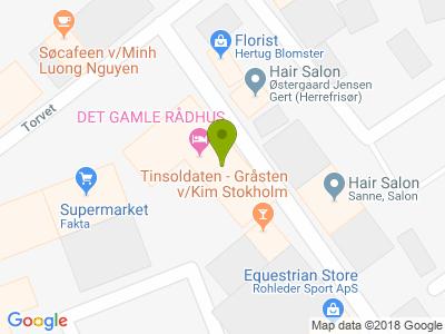 Restaurant Det Gamle Rådhus - Kort