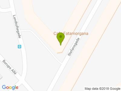Cafe Fatamorgana - Kort