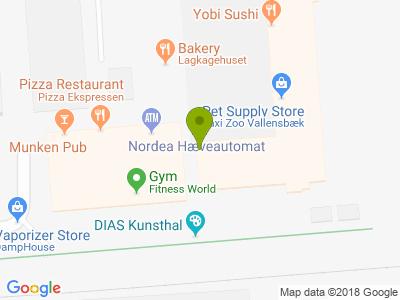 Restaurant Yobi Sushi - Kort