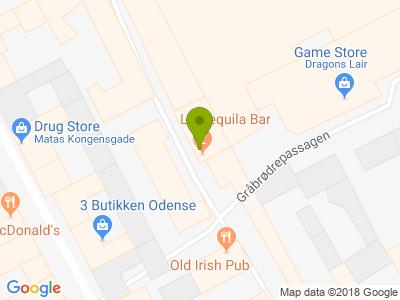 Olivia - Cafe og Brasserie - Kort