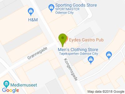 Eydes Gastro Pub - Kort