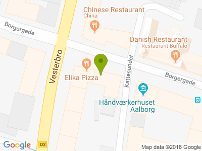 Nova Pizza & Grill - Kort