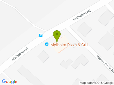 Mølholm Pizza & Grill - Kort