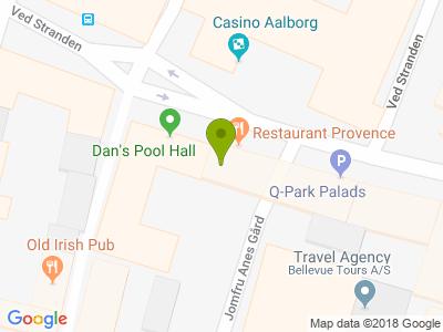 Restaurant Provence - Kort