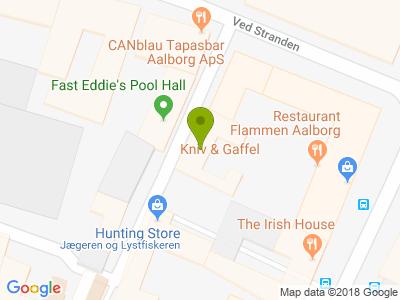 Kniv og Gaffel - Kort
