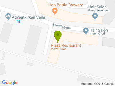 Pizza Time - Kort