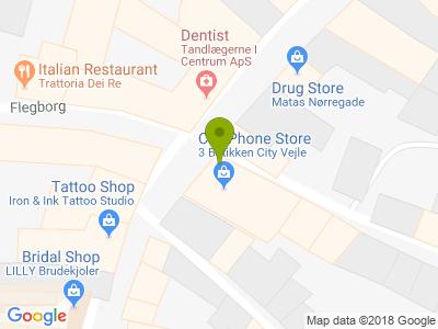 Cafe Egstrand - Kort