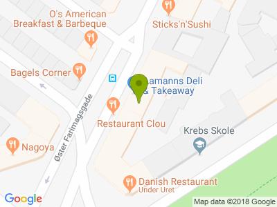 Aamanns Deli & Takeaway - Kort
