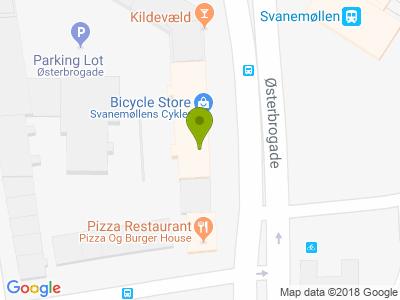 Durum Bar Svanemøllen - Kort