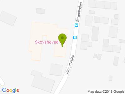 Skovshoved - Kort