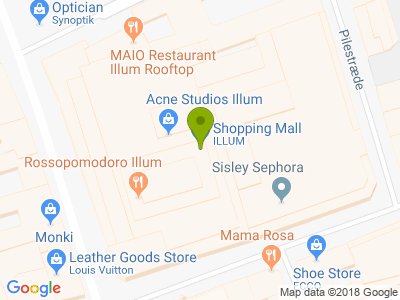 Skagen Fiskerestaurant Illum ROOFTOP - Kort