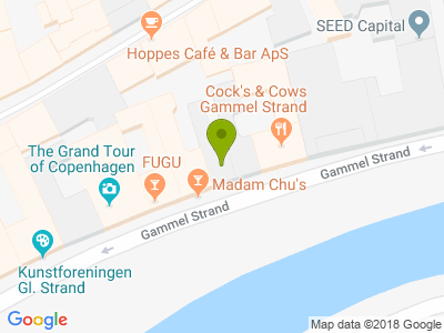 Krogs Fiskerestaurant - Kort