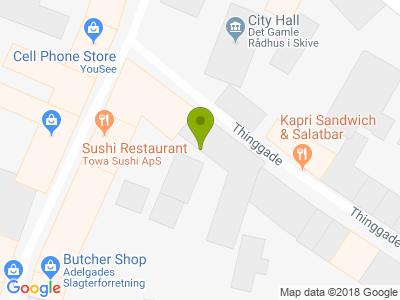 Kapri Sandwich & Salatbar - Kort