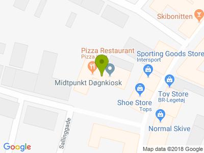Pizzaking - Kort