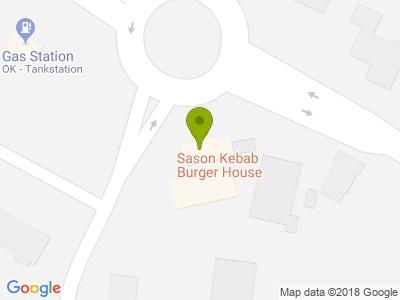 Sason Kebab Burger House - Kort