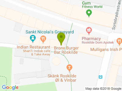 Bronx Burger - Kort