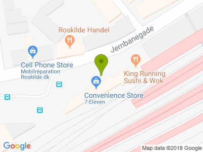 King Running Sushi & Wok - Kort