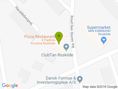 Pizzeria Il Padrino - Kort