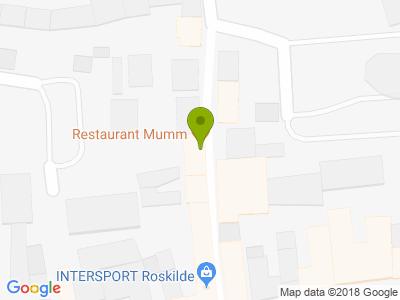 Restaurant Mumm - Kort