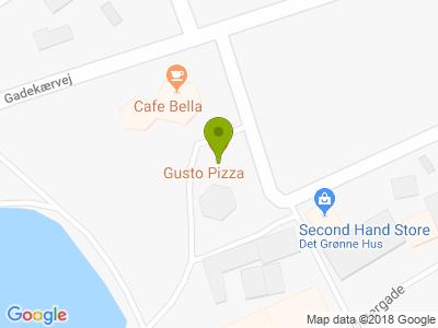 Elverhøj Pizza - Kort
