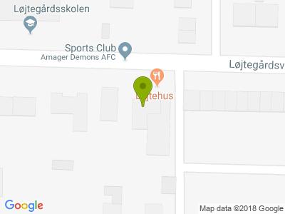 Restaurant Lojtehus - Kort