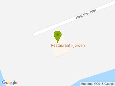 Restaurant Fjorden - Kort