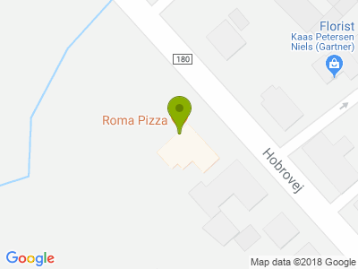 Roma Pizza - Kort