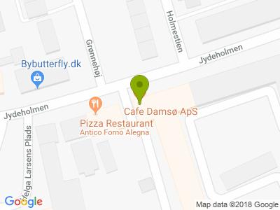 Cafe Damso - Kort