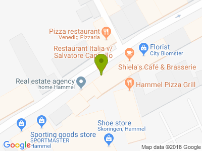 Restaurant Italia - Kort