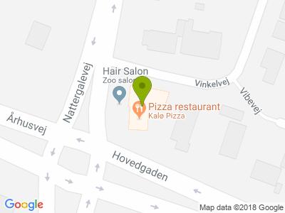 Kalo Pizza - Kort