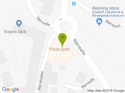 Pizza Spot - Kort