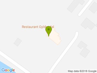 Restaurant Gyldendal - Kort