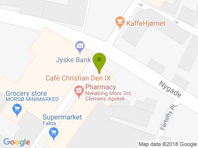 Cafe Christian - Kort