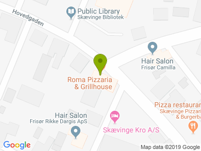 Roma Pizzaria & Grillhouse - Kort
