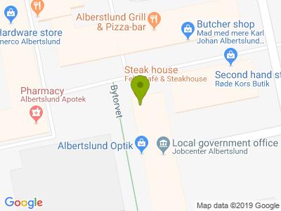 Felix Steak House - Kort