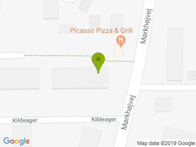 Picasso Pizza - Kort