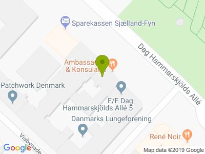 Ambassaden & Konsulatet - Kort