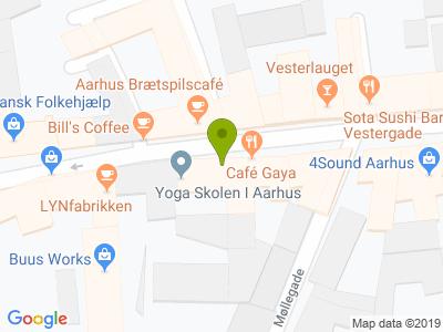 Cafe Gaya - Kort