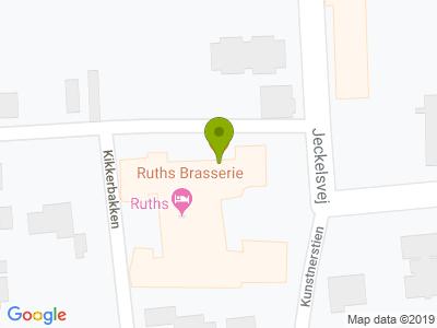 Ruths Gourmet - Kort