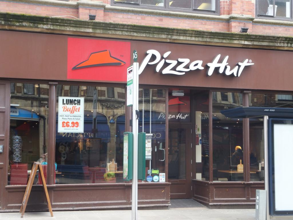 Pizza Hut George St Daily Info Daily Info
