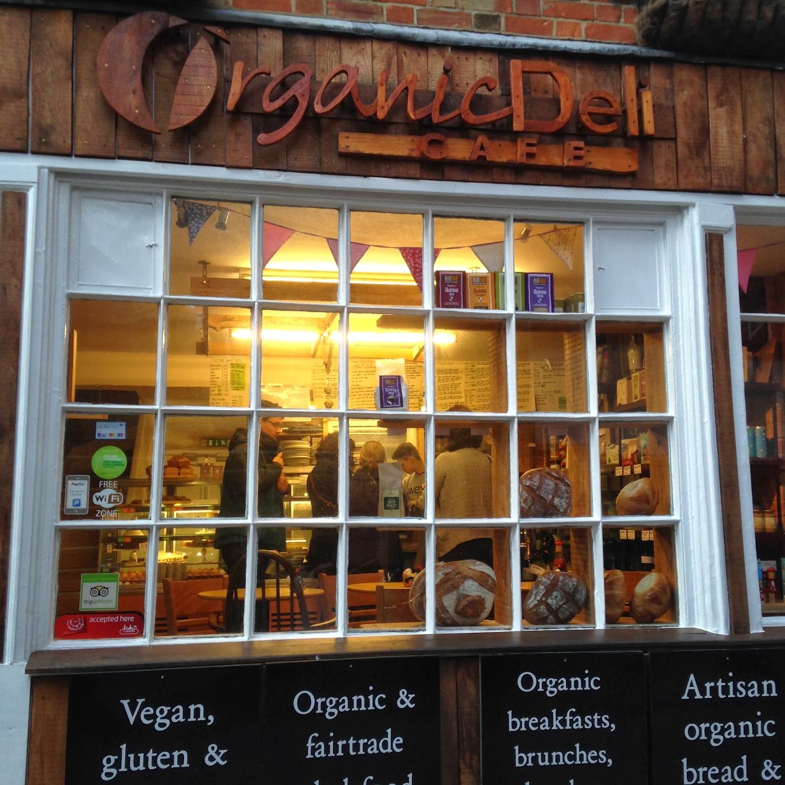 Organic Deli Café - Daily Info | Daily Info